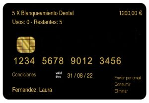 Bono clinica dental